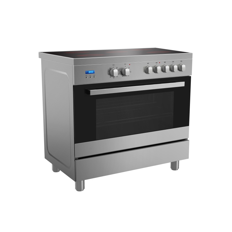 Midea 90cm Electric Upright Cooker 36RME5RFR0048