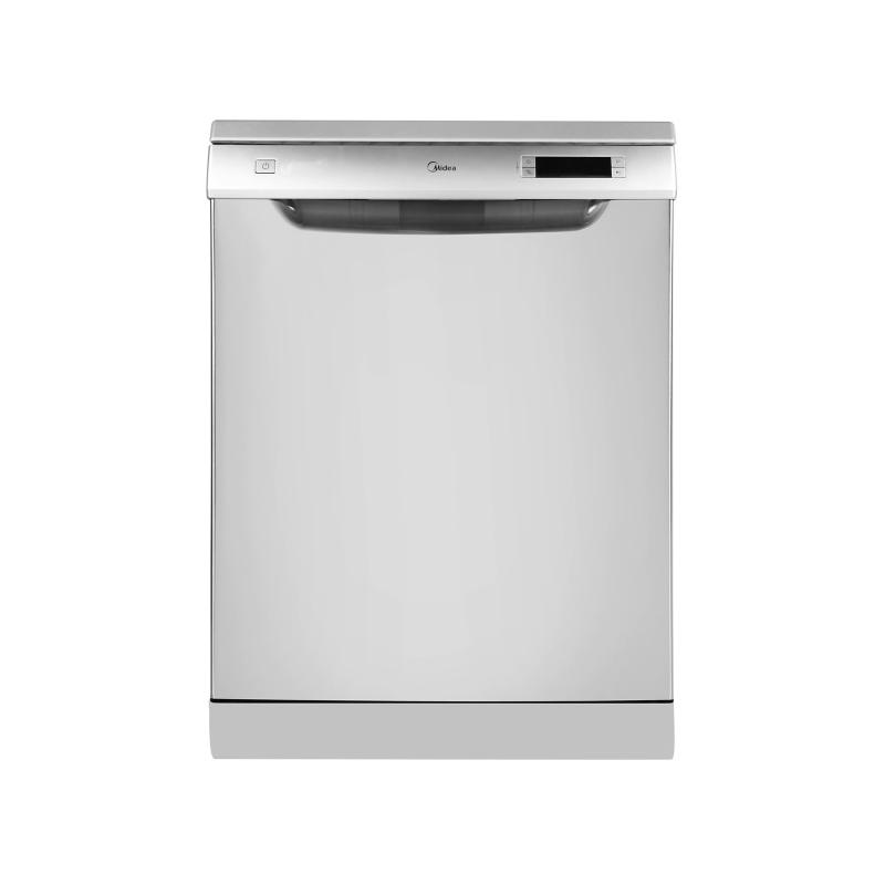 Midea 14 Place Freestanding Dishwasher WQP12-7617H-SS